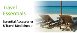 Holiday Accessories & Travel Medication | Peak Pharmacy