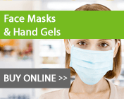 Face Coverings | Peak Pharmacy