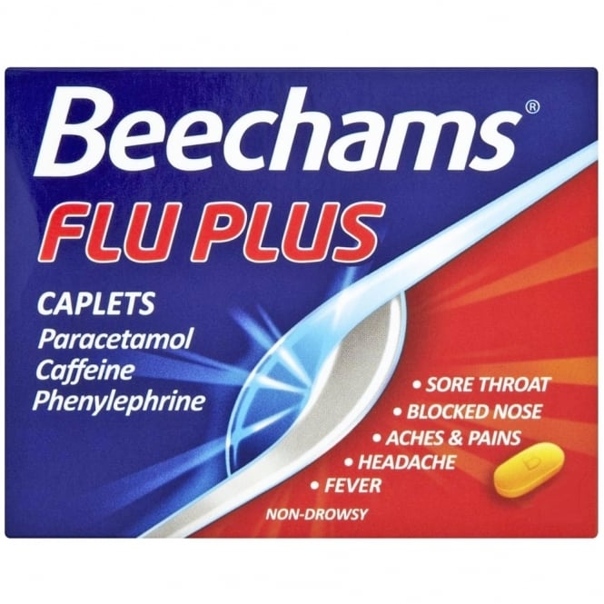 Beechams Flu-Plus Caplets