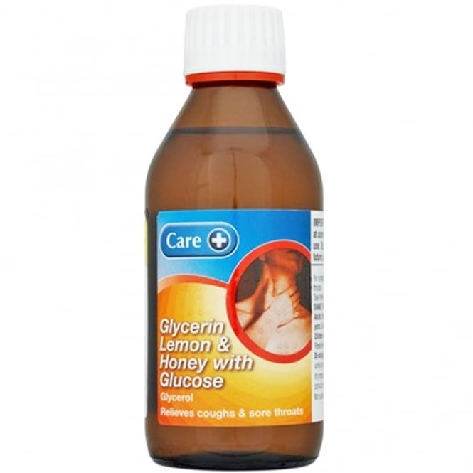 Care+ Care Glycerin Lemon & Honey 200ml