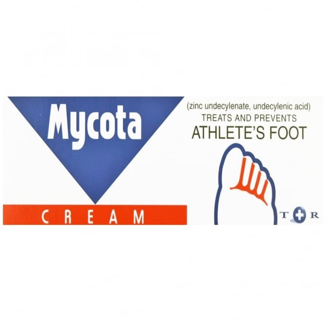Mycota Athlete's Foot Cream 25g