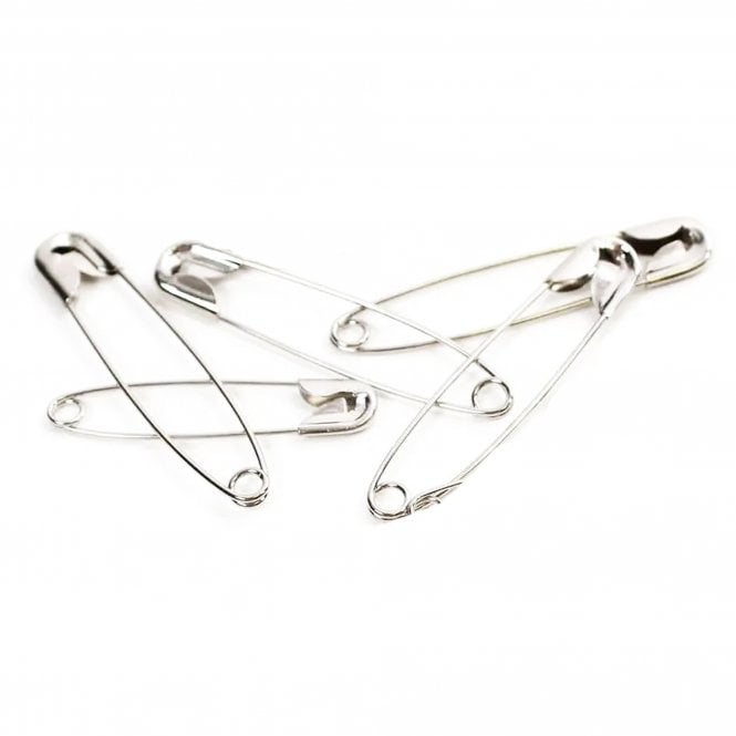 Safety Pins X 5 ( Approx 25mm)