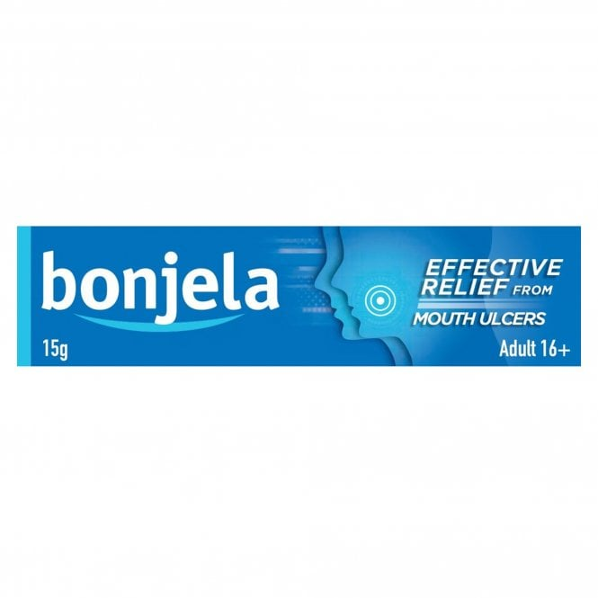 Bonjela Adult Gel 15g