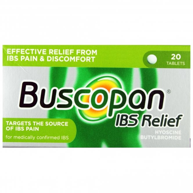 Buscopan IBS Relief Tablets x 20
