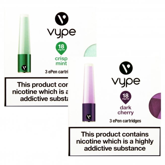Vype ePen X3 Cartridges