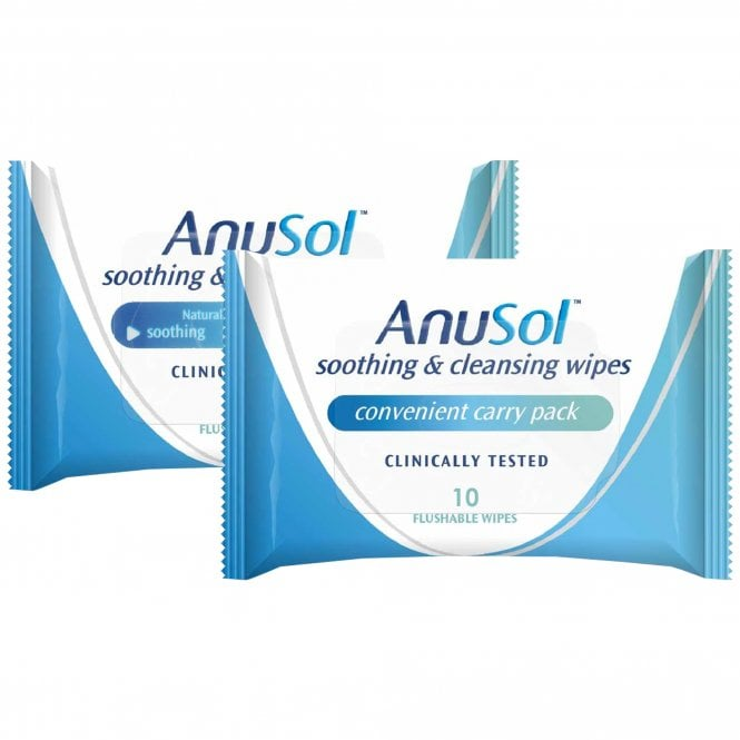 Anusol Soothing & Cleansing Wipes