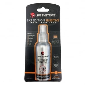 Lifesystems Expedition Sensitive Saltidin Insect & Mosquito Repellent Spray