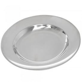 Lifeventure Stainless Steel Camping Plate (9981)