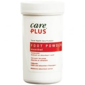 Care Plus Foot Powder Menthol 40g (38202)