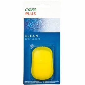 Care Plus Clean Soap Leaves Pack Of 50 (34840)