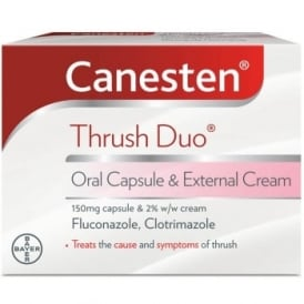 Canesten Oral + Cream Duo
