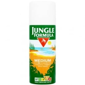 Jungle Formula Medium Strength Aerosol 125ml