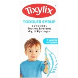 Tixylix Toddler Syrup 100ml