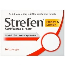 Strefen Sore Throat Lozenges x 16