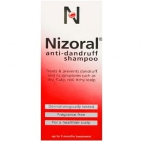 Nizoral Anti Dandruff Shampoo 100ml