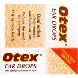 Otex 5% Ear Drops 8ml