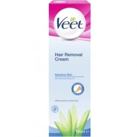Veet Hair Removal Cream Sensitive 100ml