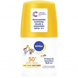Nivea Kids SPF 50+ 50ml Roll On
