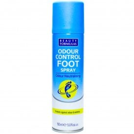 Odour Control Foot Spray 150ml