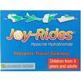 Joy Rides Tablets - 12 Pack
