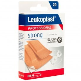 Leukoplast Strong Assorted X 20