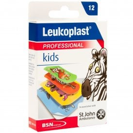 Leukoplast Kids X 12