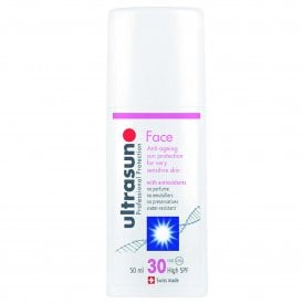 Ultrasun High SPF30 Face 50ml
