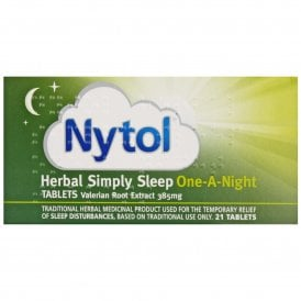 Nytol Herbal One-A-Night Tablets x 21