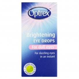 Optrex Brightening Eye Drops For Dull Eyes 10ml