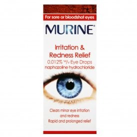Murine Irritation & Redness Relief Eye Drops 10ml