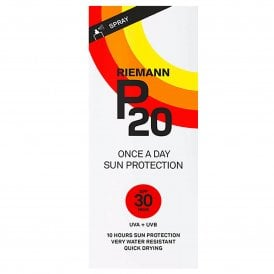 Riemann P20 Once A Day SPF30 Sun Protection 100ml