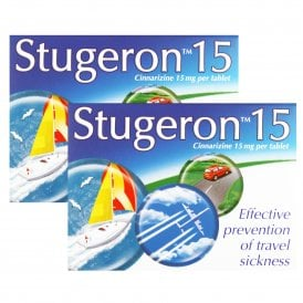 Stugeron 15mg Tablets