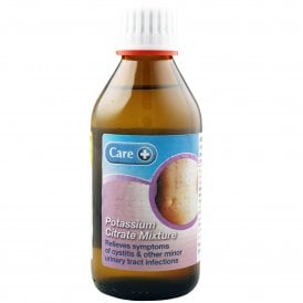Care Potassium Citrate Mixture 200ml