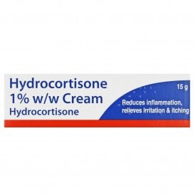 Hydrocortisone Cream 15g