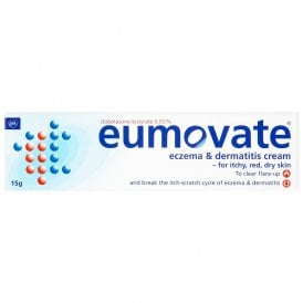 Eumovate Cream 15g