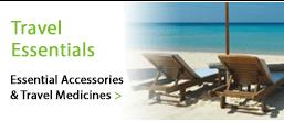 Holiday Accessories & Travel Medication | Peak Pharmacy