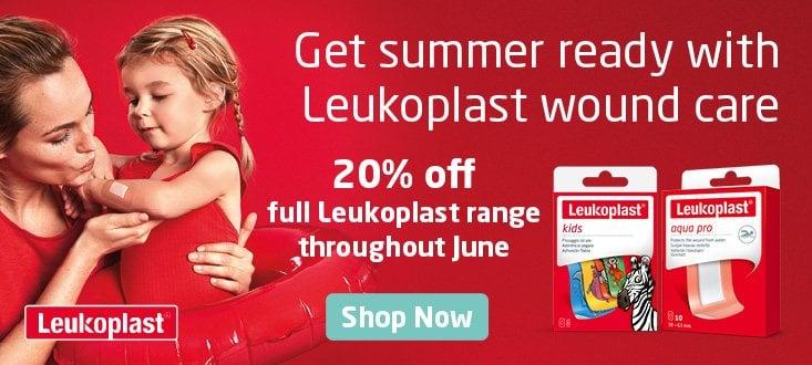 Leukoplast 20% - Desktop