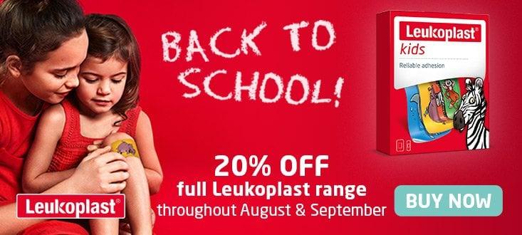 Luekoplast - Back To School - Desktop