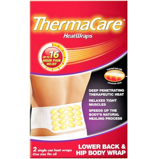 ThermaCare Lower Back & Hip Heatwraps