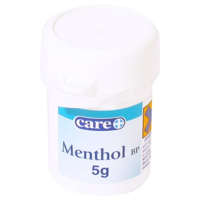 Care+ Care Menthol Crystals 5g