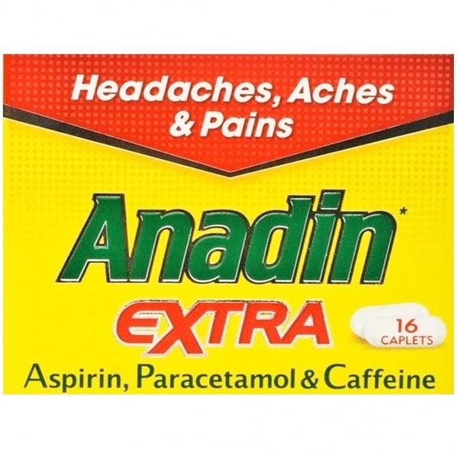 Anadin Extra Tablets x 16
