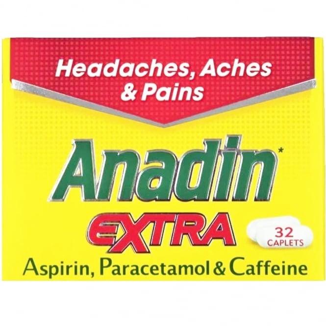 Anadin Extra Tablets x 32