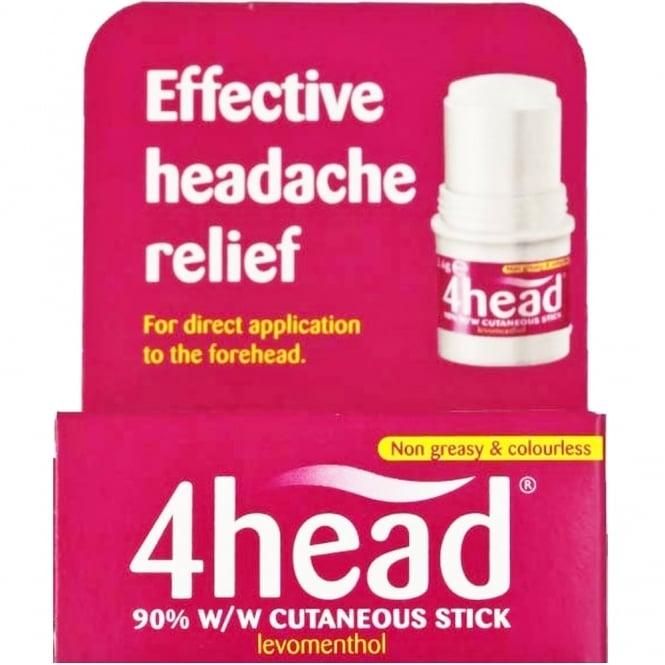 4Head Natural Headache Treatment