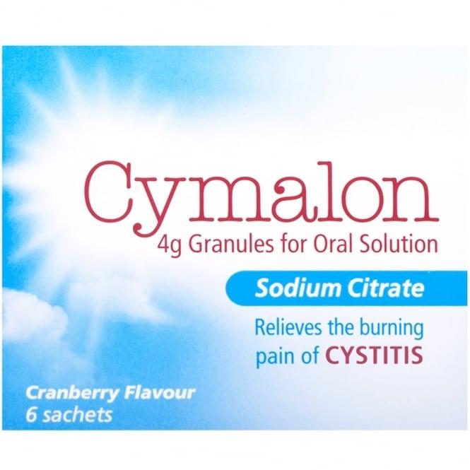 Cymalon Cystitis Relief - Cranberry Sachets x 6