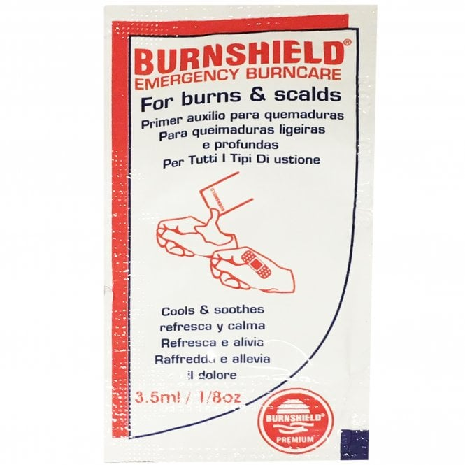 Burnshield Burn Gel 1 X 3.5ml Sachet