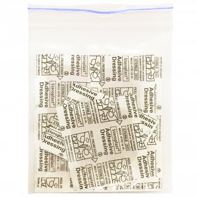 Assorted Fabric Adhesive Dressings
