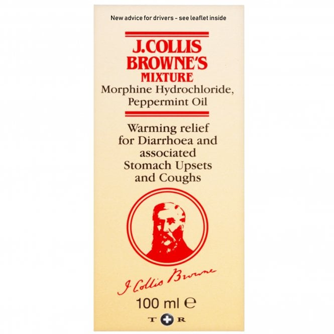 Abnoba J Collis Browne's Mixture 100ml