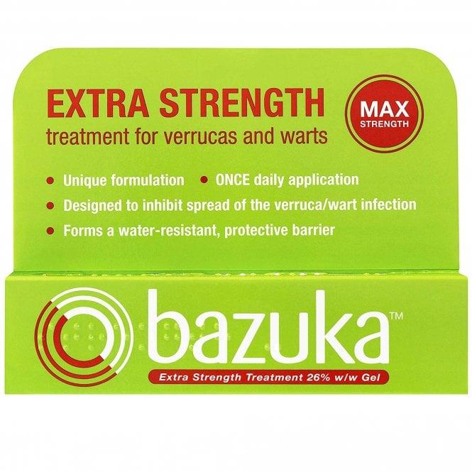 Bazuka Extra Strength Treatment Gel