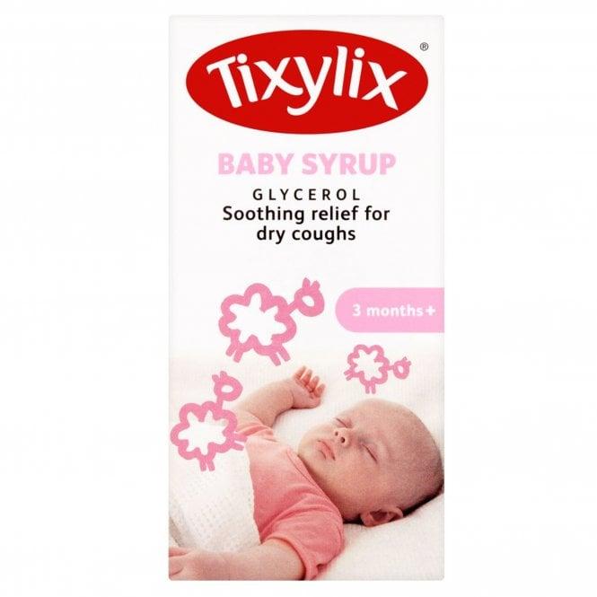 Tixylix Baby Syrup 100ml