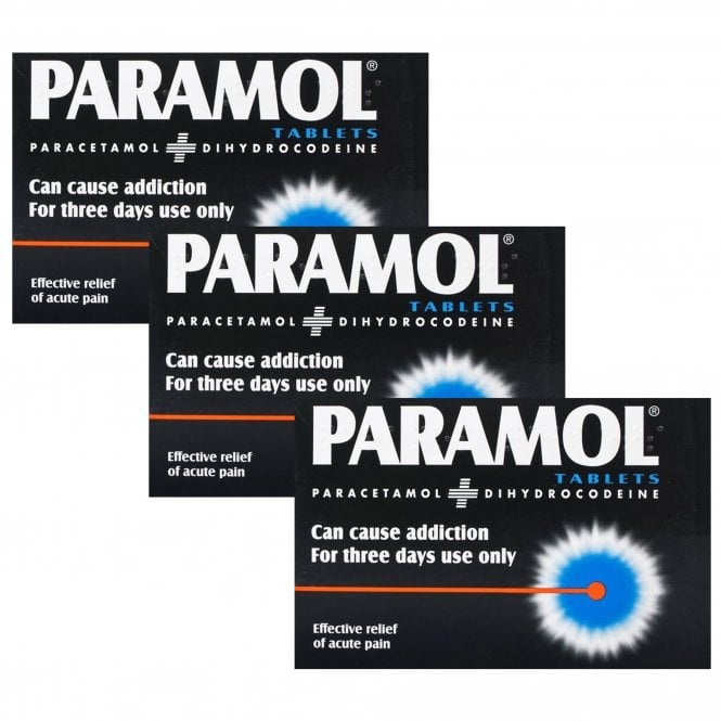 Abnoba Paramol Tablets